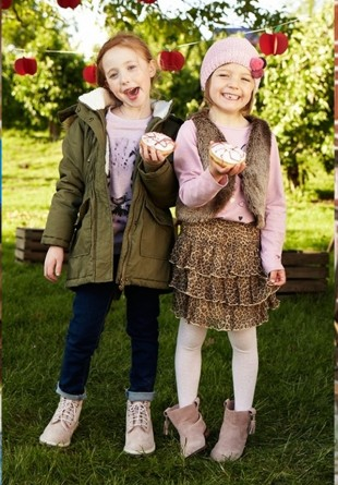 Mini-garderoba de toamnă a copiilor!