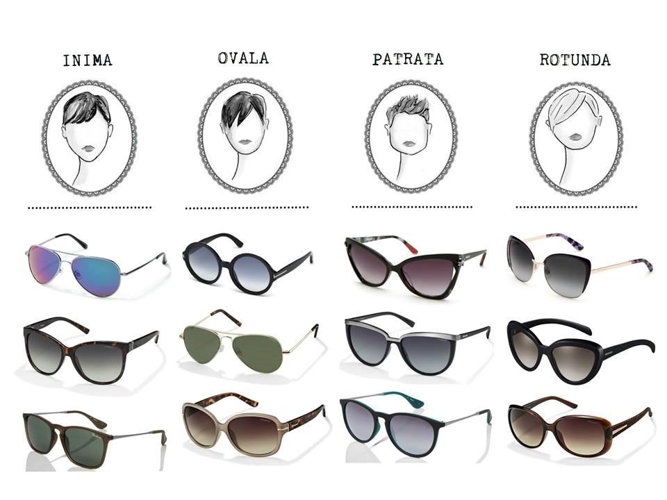 cu ridicata într-adevăr confortabil calitate stabilă Alege ochelarii de soare perfecţi pentru forma feţei tale! • City ...