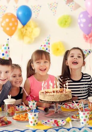 3 idei de petreceri tematice pentru cei mici