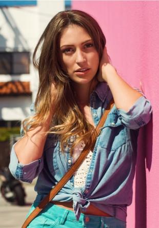 5 look-uri pentru cămașa de blugi